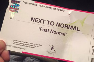 next to normal, Deutsches Theater München