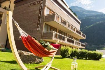 Bergland Sölden Design- und Wellnesshotel - mOsi-unterwegs