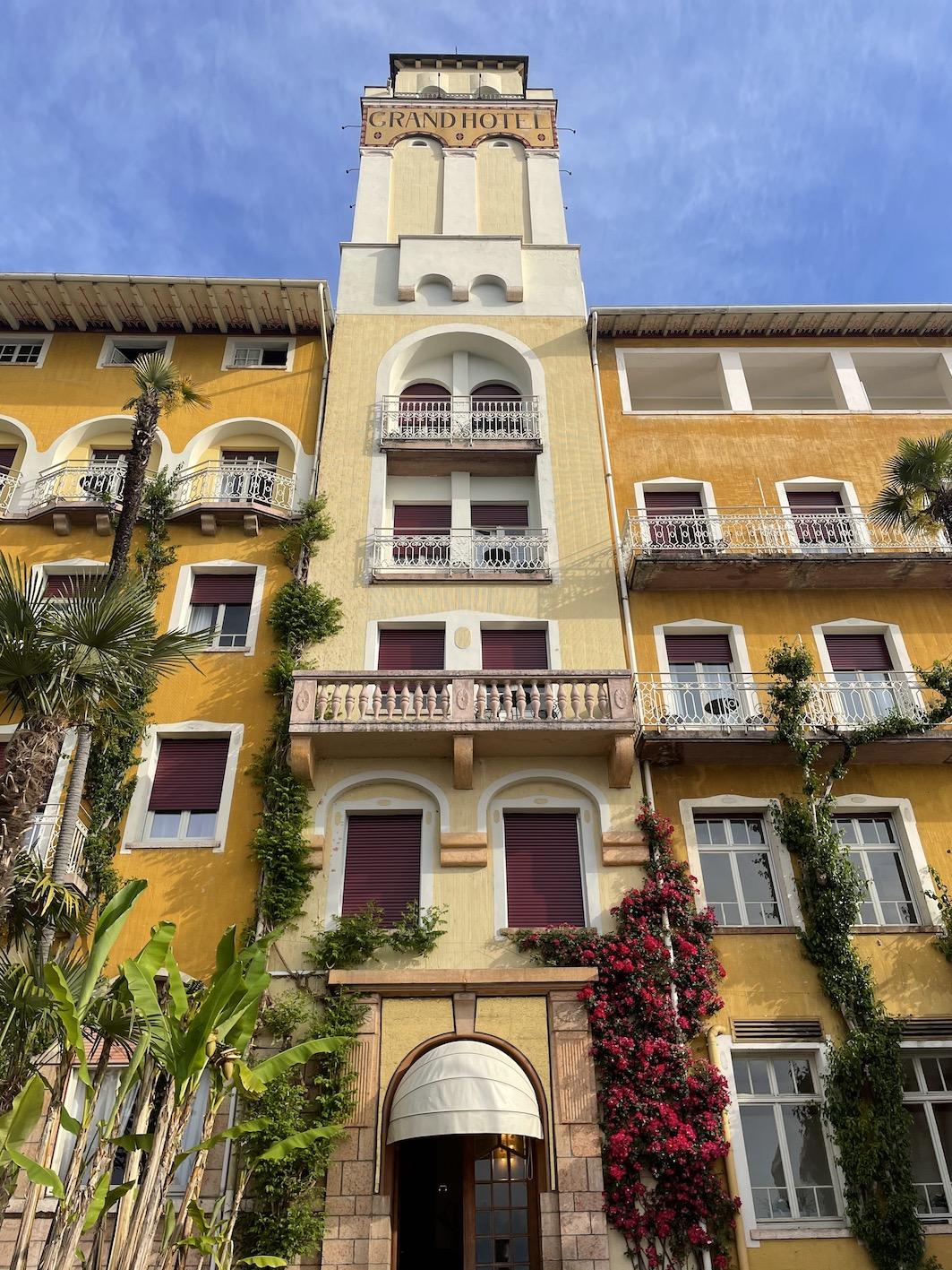 Grand Hotel Gardone Riviera - mOsi-unterwegs