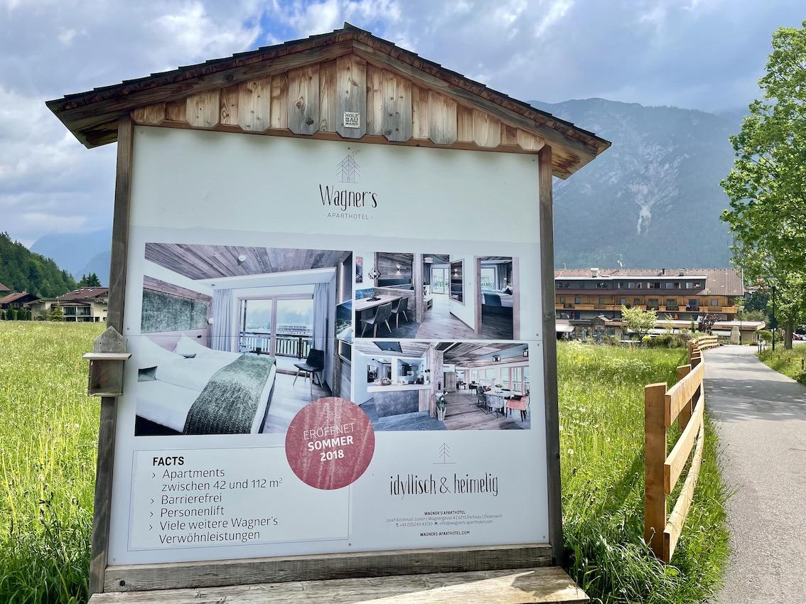 Wagner's Aparthotel Achenssee - mOsi-unterwegs