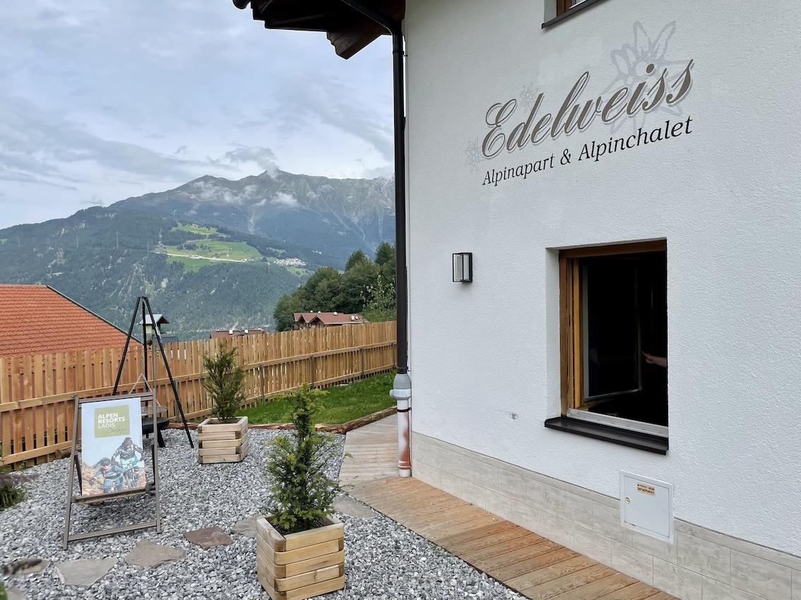 Alpen Resort Ladis Deluxe - mosi-unterwegs