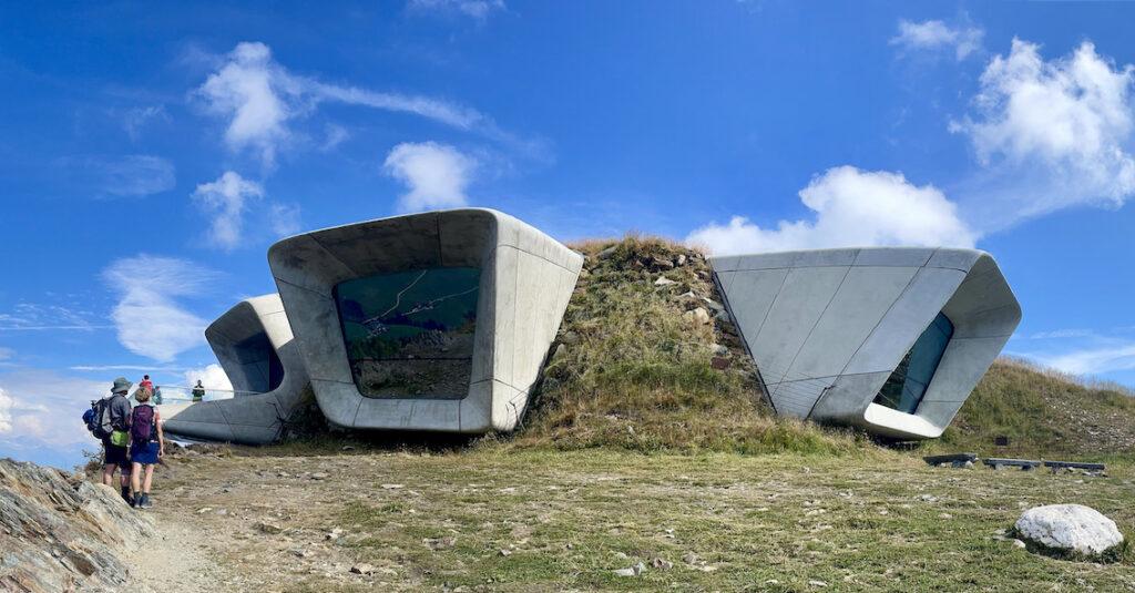 Messmer Mountain Museum Corones - most-unterwegs