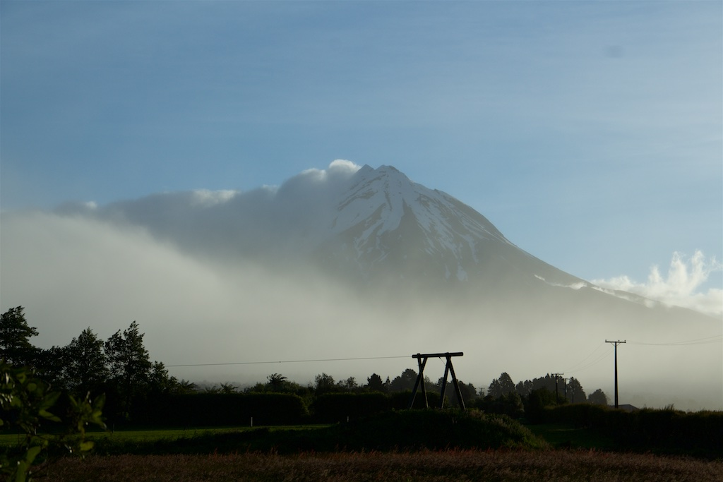 Mount Taranaki - Neuseeland