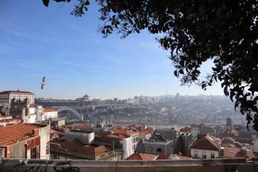 Porto - Miradouro da Vitoria