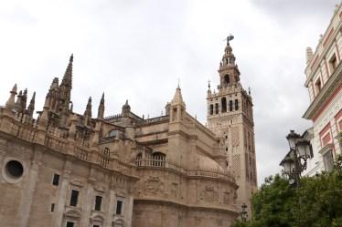 Sevilla - Catedral de Sevilla