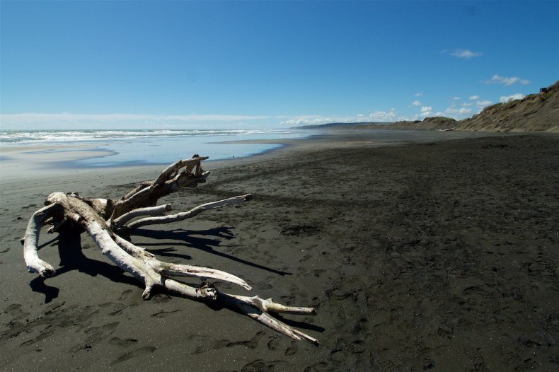 Port Waikato - Sunset Beach