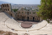 <h5>Odeon of Herodes Atticus - Ηρώδειον</h5>