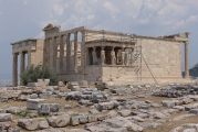<h5>The Erechtheion - Ερέχθειον</h5><p>Stunning beauty. Βuilt built between 421 and 406 BC.</p>
