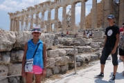 <h5>The Parthenon - Ο Παρθενώνας</h5>