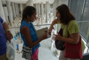 <h5>Akropolis Museum</h5><p>Paress was hooked.</p>