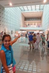 <h5>Akropolis Museum</h5><p>Stunning view of the Karyatides.</p>