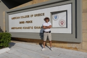 <h5>Deree College, 25 years later!</h5><p>What a moving experience! Thank you Apostolos for driving us there.</p>