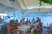<h5>Lunch at Trizonia</h5>