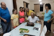 <h5>Happy 80'th, dad!</h5>