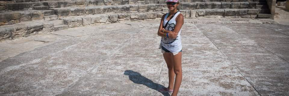 Ancient Theater, Kourion