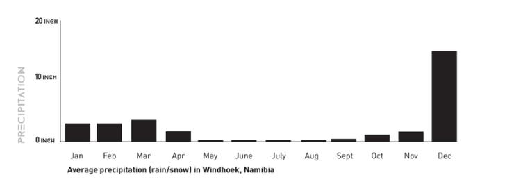 PRECIPITATION_NAMIBIA
