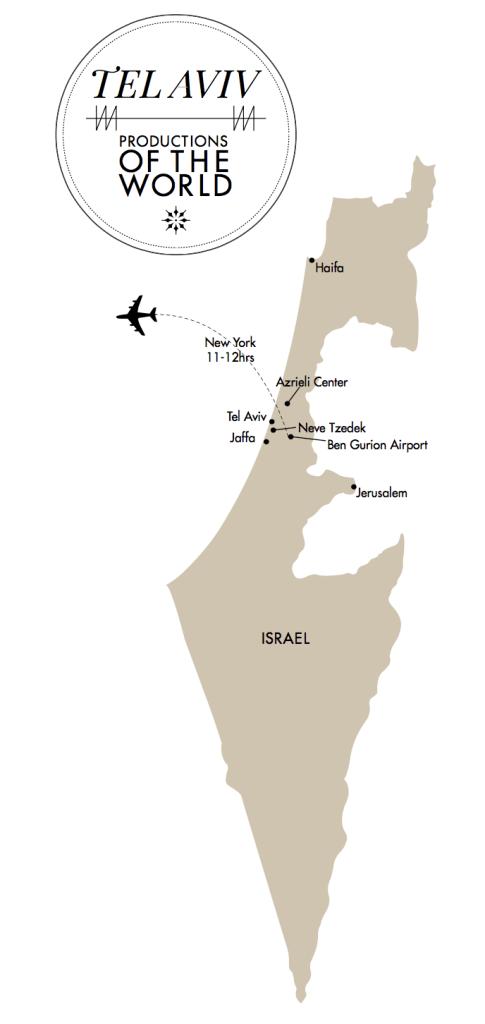 Tel Aviv Israel Geography