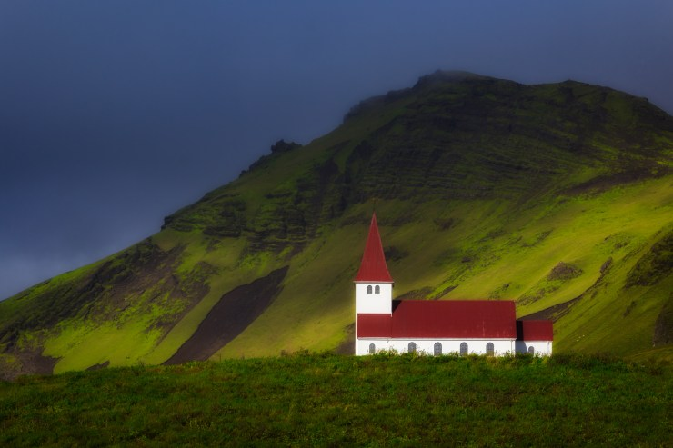 church-vik-iceland