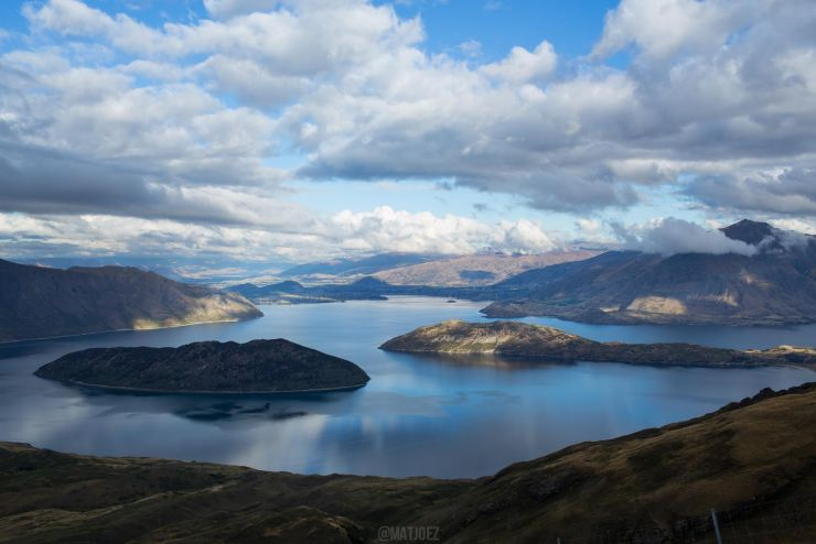 New Zealand Hyperlapse Matthew Vandeputte