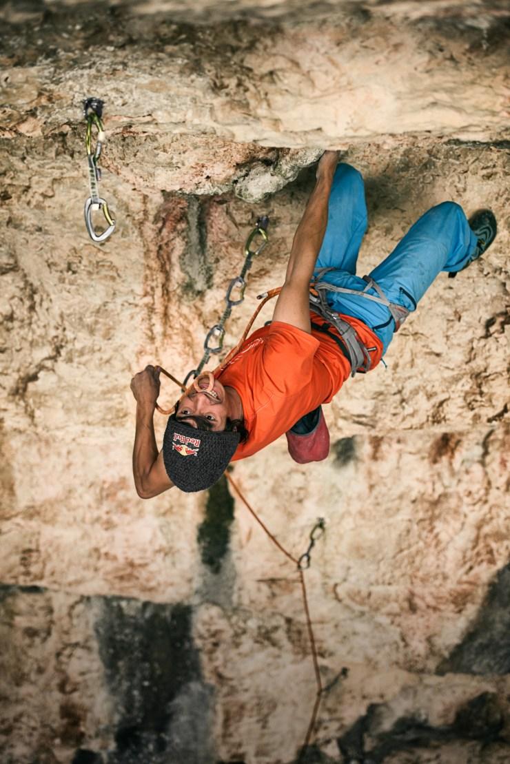 RedBull - Lebanon David Lama Baatara Gorge Climb