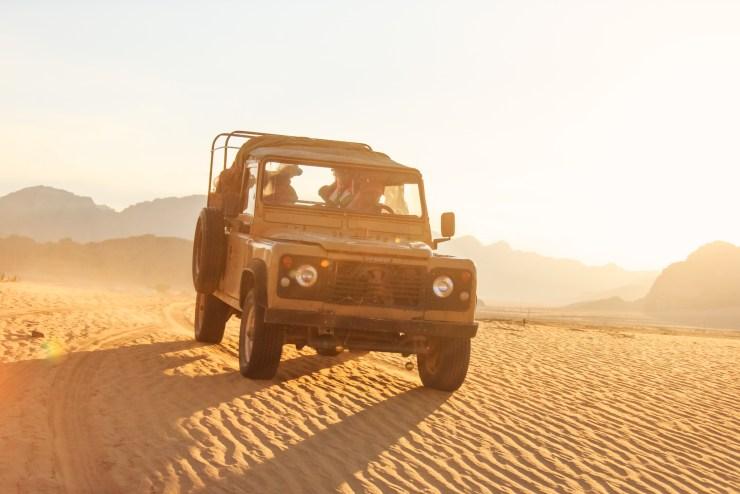 Wadi Rum Jordan Jeep Tour 1 Michael Bonocore