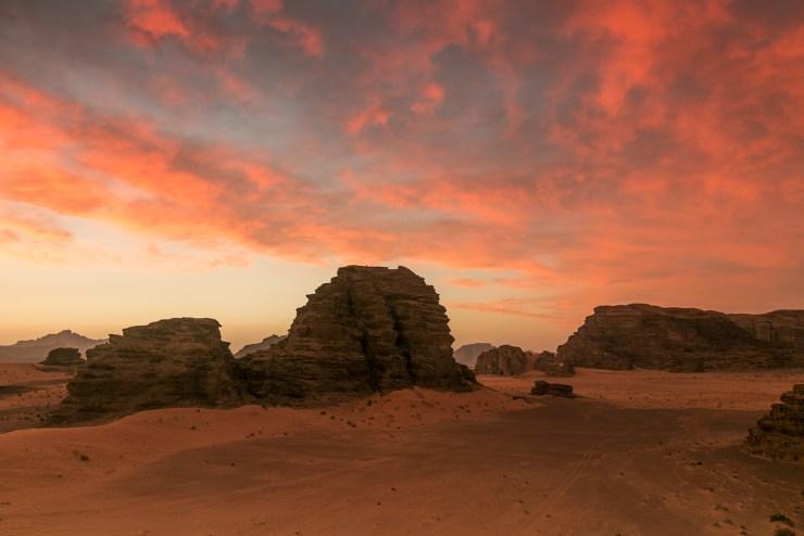 Wadi Rum Jordan Sunset Michael Bonocore-5