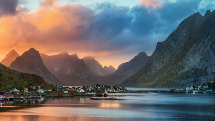 Reine Norway Lofoten Tours Stian Klo 9