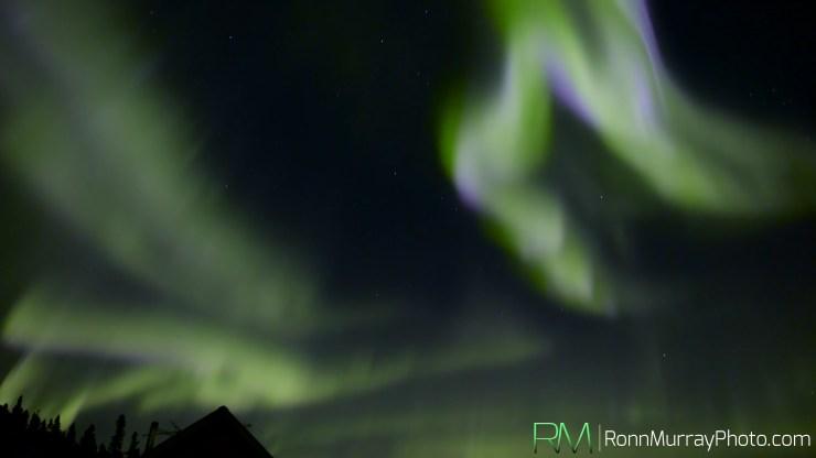 Ronn Murray Northern Lights Alaska Film 3