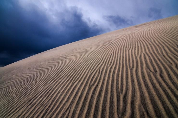 Eureka Dunes - Texture