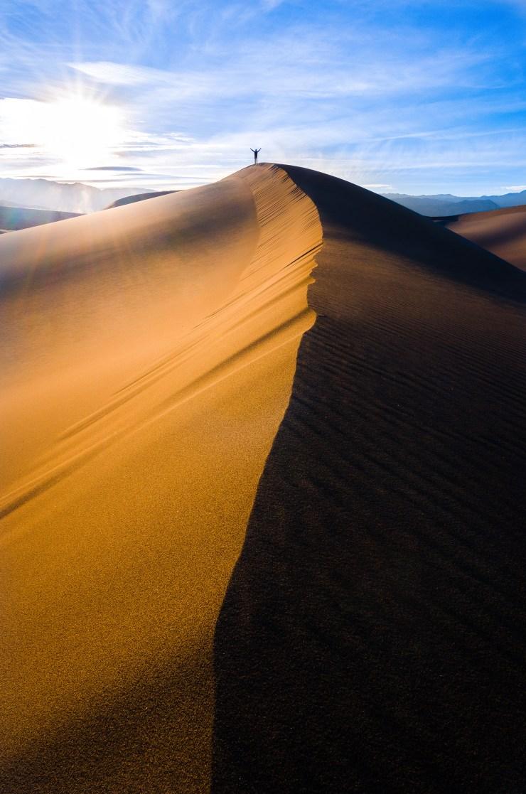 Mesquite Dunes - Rise