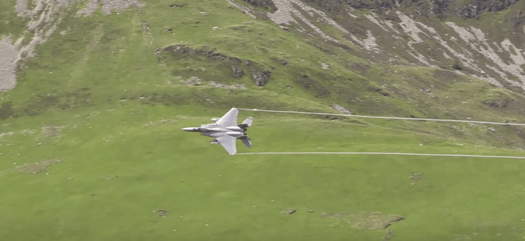 Mach Loop Whales Fighter Jets 5