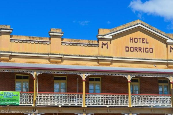 Dorrigo NSW Australia Genevieve Hassall