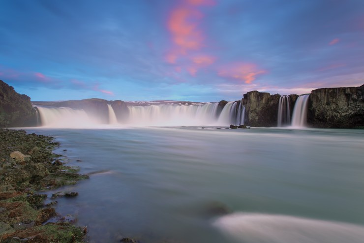 Godafoss 2 By Michael Bonocore