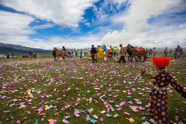 the-litang-horse-festival-opening-ceremony_10379478476_o