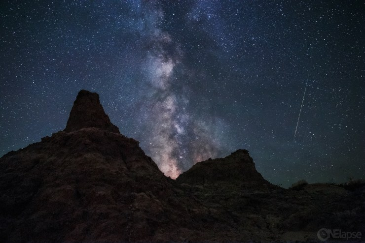 Badlands_SD_MIlkyway