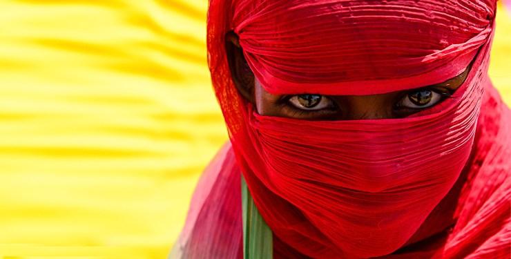 The Agra Girl