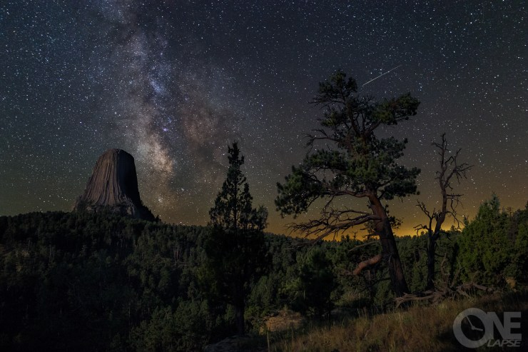 Devilstower_WY_milkyway