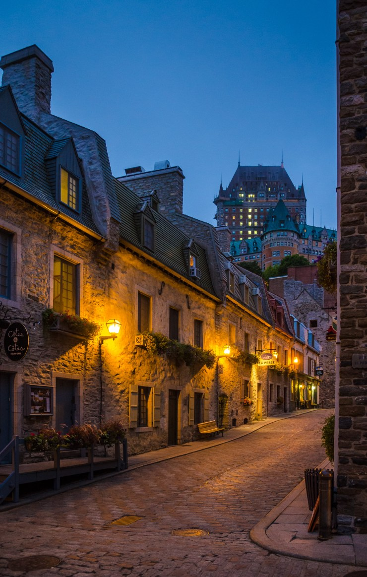 Quebec City, province of Quebec, Canada