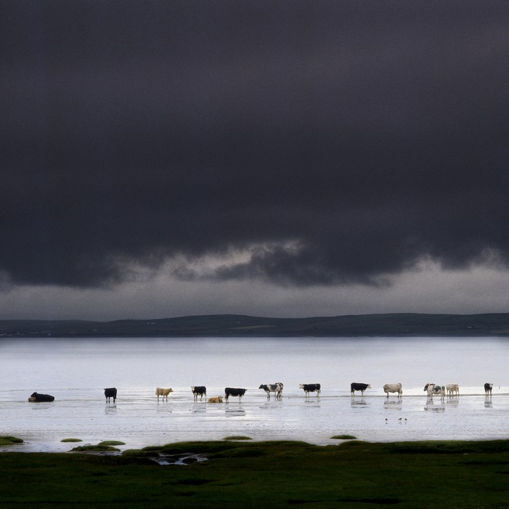 Loch Indaal, Scotland. Photograph by Charlie Waite