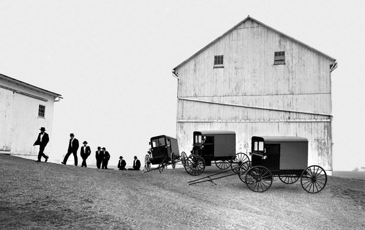 Amish country, Pennsylvania, USA. Photograph by Charlie Waite