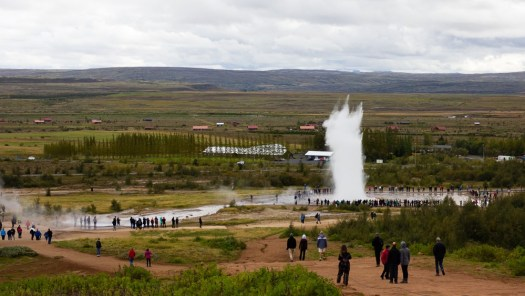 Must see in South Iceland - Geysir
