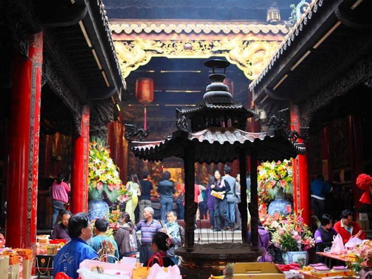 Dajia Jenn Lann Temple