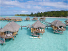BORA BORA PEARL BEACH RESORT – TAHITI VACATION PACKAGE + TOUR – 11/01/19
