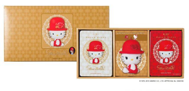 Hello Kitty x日本紅帽子曲奇 曲奇罐要好好收藏啊! | U Travel 旅遊資訊網站