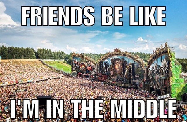 10 Festival Memes You Need To Share With Your Festival Squad