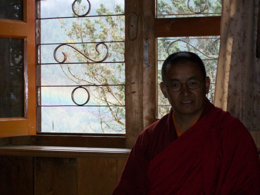 Junbesi Nepal Monastery and Hoopoe Photos (2/6)