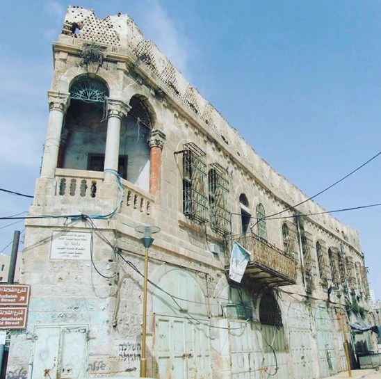 What to see and do in Hebron's old city.