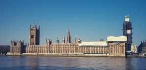A picture of the UK Parliament building