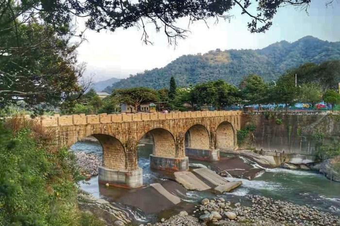 南投國姓鄉北港村一日遊 三級古蹟糯米橋 先民古老智慧打造百年老橋