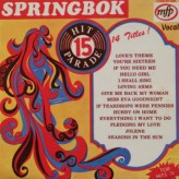 Springbok Hit Parade 15